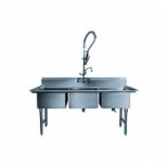 3-Compartment Sinks