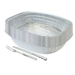 Aluminum Foil Steam Table Pans