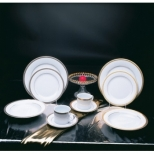 Athens Gold Dinnerware