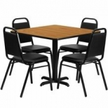 Break Room Table and Chair Sets