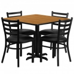 Cafe´ Table and Chair Sets