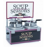 Deli Soup Warmers and Soup Kettles