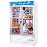 Glass Door Freezer Merchandisers