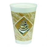 Disposable Foam Cups and Lids