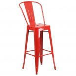 Flash Furniture Indoor/Outdoor Counter and Bar Stools