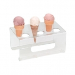 Ice Cream Cone Holders and Dispensers