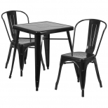 Outdoor Restaurant Table and Chair Sets