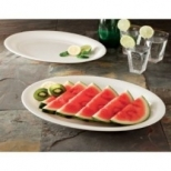 Disposable Oval / Round Party Platters