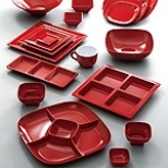 Passion Collection Melamine Dinnerware