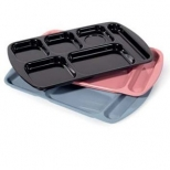 Plastic Compartment Trays