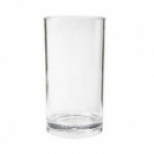 Plastic High Ball Glasses