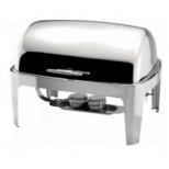 Roll Top Chafing Dishes