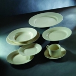 Royal Cream Dinnerware