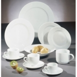 Royal White Dinnerware