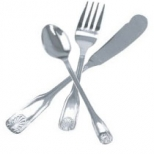 Sea Shell Flatware 18/0