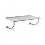 Stainless Steel Wall Mounted Work Tables