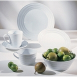Swing White Dinnerware
