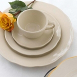 Vertex China California Scalloped Collection